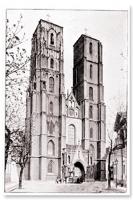 Katedra Wrocławska na rycinach, rysunkach i fotografiach 15-20 w.