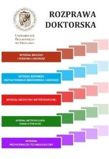 Taksonomia i ekologia roztoczy z rodziny Trombiculidae (Actinotrichida: Parasitengona) związanych z nietoperzami (Mammalia: Chiroptera) w Polsce
