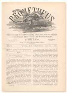 Prometheus : Illustrirte Wochenschrift über die Fortschritte in Gewerbe, Industrie und Wissenschaft. 11. Jahrgang, 1899, Nr 525