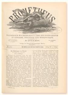 Prometheus : Illustrirte Wochenschrift über die Fortschritte in Gewerbe, Industrie und Wissenschaft. 11. Jahrgang, 1899, Nr 529