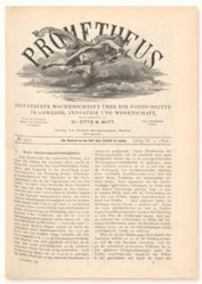 Prometheus : Illustrirte Wochenschrift über die Fortschritte in Gewerbe, Industrie und Wissenschaft. 11. Jahrgang, 1899, Nr 530