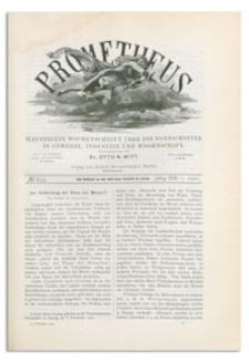 Prometheus : Illustrirte Wochenschrift über die Fortschritte in Gewerbe, Industrie und Wissenschaft. 13. Jahrgang, 1901, Nr 635