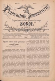 """Przewodnik Gimnastyczny : organ Towarzystwa Gimnastycznego """"Sokół"""" we Lwowie, 1885 R. 5 nr 2"""
