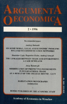 Microeconomic phenomena accompanying the privatization process of state-owend enterprises (results of research of 1990-1993)