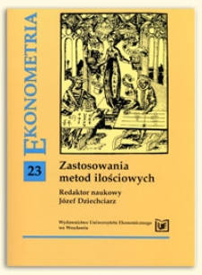 Przegląd metod wielowymiarowej analizy statystycznej wykorzystywanych w badaniach segmentacyjnych. Prace Naukowe Uniwersytetu Ekonomicznego we Wrocławiu, 2009, Nr 37, s. 59-70