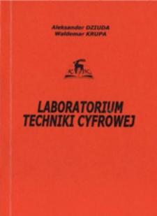Laboratorium techniki cyfrowej