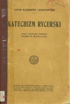 Katechizm rycerski
