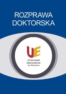 Znaczenie wymiany handlowej Polski z Niemcami w procesie restruktruryzacji gospodarki polskiej (1990-2006)