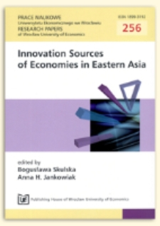 Technological intensity of international trade. the case of the second-tier Asian Tigers. Prace Naukowe Uniwersytetu Ekonomicznego we Wrocławiu = Research Papers of Wrocław University of Economics, 2012, Nr 256, s. 36-46
