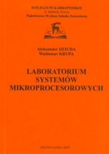 Laboratorium systemów mikroprocesorowych