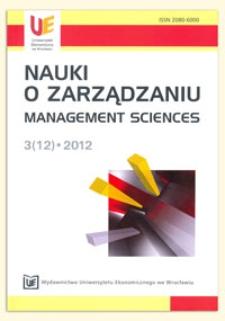 Międzyorganizacyjne aspekty zarządzania projektem europejskim
