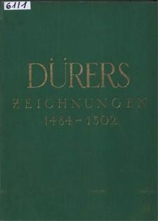 Die Zeichnungen Albrecht Dürers. Bd. 1, 1484-1502