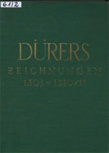 Die Zeichnungen Albrecht Dürers. Bd. 2, 1503-1510/11