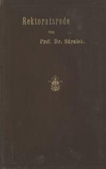 Über die Ursachen, welche den Sieg des Christentums im römischen Reiche erklären : Rede, gehalten zum Antritt des Rektorats der Universität Breslau am 15. Oktober 1906