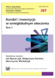 Controlling projektów jako narzędzie współpraca wewnątrzkoncernowej. Prace Naukowe Uniwersytetu Ekonomicznego we Wrocławiu = Research Papers of Wrocław University of Economics, 2012, Nr 267, T. 1, s. 162-169
