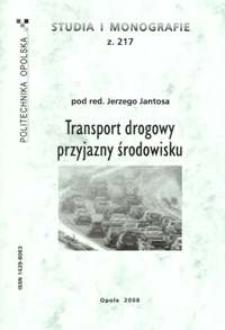 Transport drogowy przyjazny środowisku