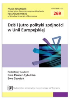 Economic trends analysis of Latvia in EU cohesion policy conditions. Prace Naukowe Uniwersytetu Ekonomicznego we Wrocławiu = Research Papers of Wrocław University of Economics, 2012, Nr 269, s. 223-230