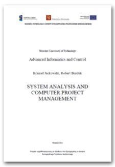 System analysis and computer project management