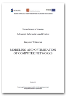 Modeling and optimization of computer networks
