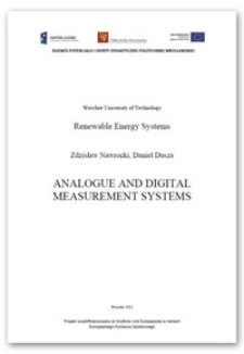 Analogue and digital measurement systems