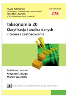 Delimitacja lokalnych rynków pracy w Polsce na podstawie danych z badania przepływów ludności związanych z zatrudnieniem. Prace Naukowe Uniwersytetu Ekonomicznego we Wrocławiu = Research Papers of Wrocław University of Economics, 2013, Nr 278, s. 341-350