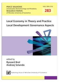 The cooperation of Polish local government and non-governmental organizations in the area of health promotion. Prace Naukowe Uniwersytetu Ekonomicznego we Wrocławiu = Research Papers of Wrocław University of Economics, 2013, Nr 283, s. 148-155