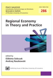 Does smart growth enhance economic cohesion? An analysis for the EU regions of new and old accession countries. Prace Naukowe Uniwersytetu Ekonomicznego we Wrocławiu = Research Papers of Wrocław University of Economics, 2013, Nr 286, s. 100-110