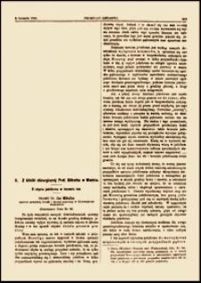 O użyciu jodoformu w leczeniu ran, Przegląd Lekarski, 1881, R. 20, nr 45, s. 595-596