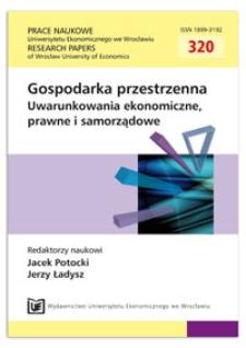 Źródła finansowania działalności izb gospodarczych. Prace Naukowe Uniwersytetu Ekonomicznego we Wrocławiu = Research Papers of Wrocław University of Economics, 2013, Nr 320, s. 31-37