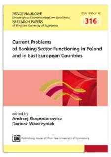 Marketing-mix strategies of banks in Poland. Prace Naukowe Uniwersytetu Ekonomicznego we Wrocławiu = Research Papers of Wrocław University of Economics, 2013, Nr 316, s. 41-54
