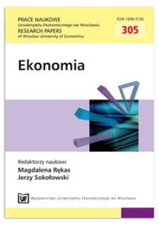 Odpowiedzialny biznes w aspekcie osiąganych korzyści ekonomicznych na przykładzie przedsiębiorstw agrobiznesu. Prace Naukowe Uniwersytetu Ekonomicznego we Wrocławiu = Research Papers of Wrocław University of Economics, 2013, Nr 305, s. 628-637