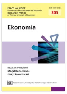 Formy zatrudnienia pracowników w Unii Europejskiej – aktualne tendencje. Prace Naukowe Uniwersytetu Ekonomicznego we Wrocławiu = Research Papers of Wrocław University of Economics, 2013, Nr 305, s. 778-789
