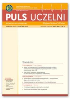 Puls Uczelni : Kwartalnik Naukowy. Kwiecień-czerwiec 2015, Vol. 9, No. 2