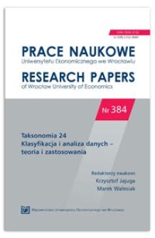 Poziom specjalizacji w sektorach intensywności technologicznej a efekty zmian liczby pracujących w województwach Polski
