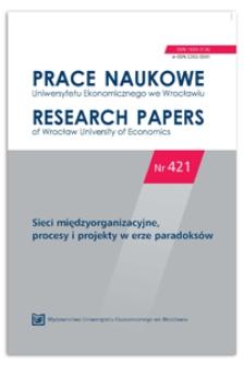Dojrzałość procesowa organizacji - wyniki badań empirycznych