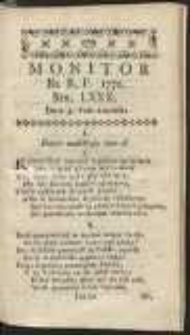 Monitor. R.1771 Nr 80