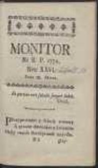 Monitor. R.1772 Nr 26