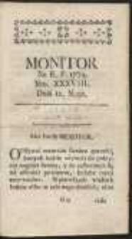 Monitor. R.1774 Nr 38