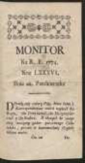 Monitor. R.1774 Nr 86