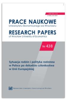 Modernizacja welfare state oraz innowacje społeczne na przykładzie szwedzkiej polityki rodzinnej – szanse wdrożenia w Polsce