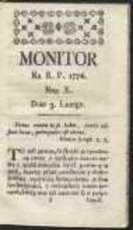 Monitor. R.1776 Nr 10