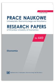 Serwicyzacja konsumpcji w polskich gospodarstwach domowych