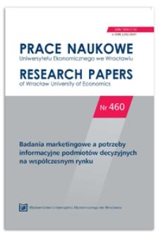 Badania marketingowe w kontekście możliwości ich wykorzystania na potrzeby komunikacji w sektorze publicznym