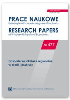 Zróżnicowanie jakości życia w gminach wiejskich województwa łódzkiego
