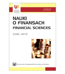 Zarządzanie ryzykiem w procesie audytu finansowego przedsiębiorstwa