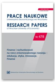 Porównanie wyceny walorów środowiska ekosystemu Błoń krakowskich za pomocą kilku wybranych metod wyceny