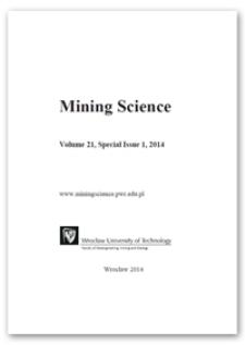Zastosowania klasyfikatora pulsacyjnego KOMAG do oczyszczania trudnowzbogacalnych surowców mineralnych