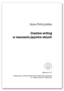 Creative writing w nauczanie języków obcych