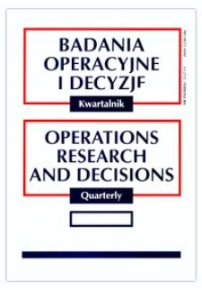 Podstawowe możliwości analityczne modelu CCR-DEA