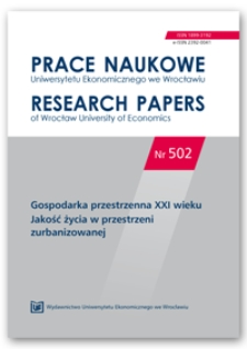 The impact of changes in methodology of participatory budgeting of Dąbrowa Górnicza on the quality of selected project
